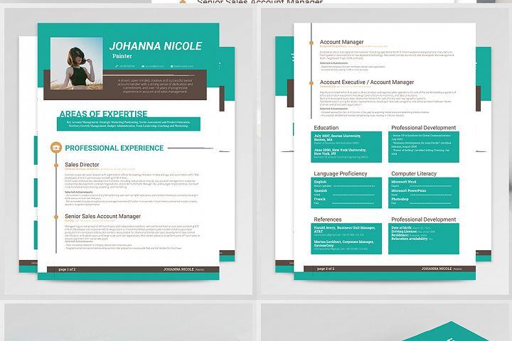 RockStarCV.com - Resume Templates | Design Bundles