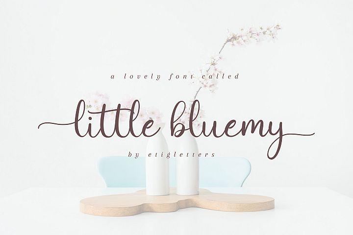 Little Bluemy