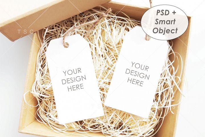 Tag Mockup / Gift Tag / Thank You Tag / Product Tag