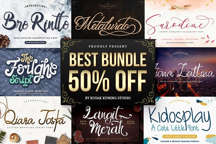 Handcrafters Best Bundle