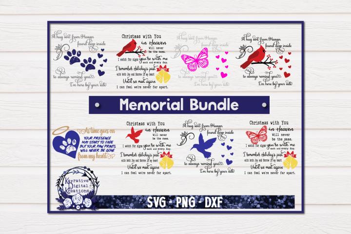 Memorial Bundle - Memorial SVG