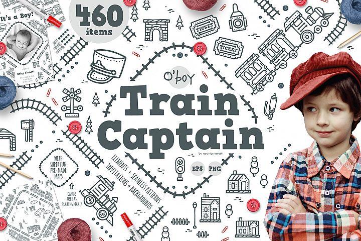 O boy - Train Captain