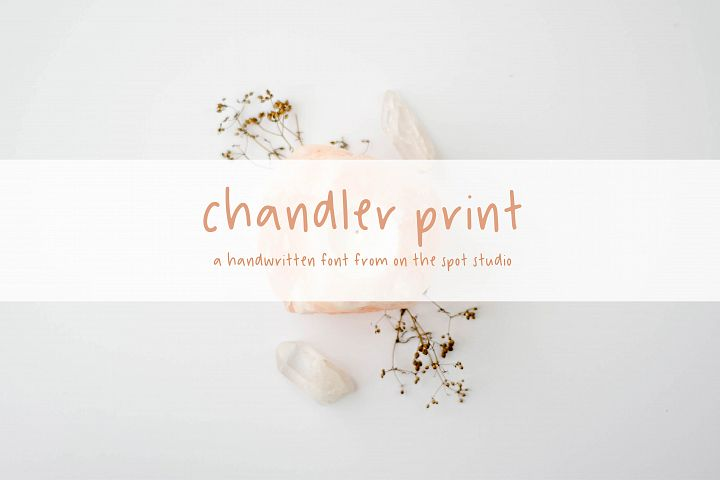 Chandler Print