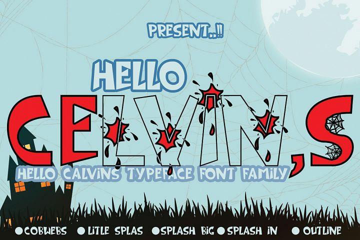 Hello Celvins