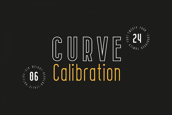 CURVE Calibration