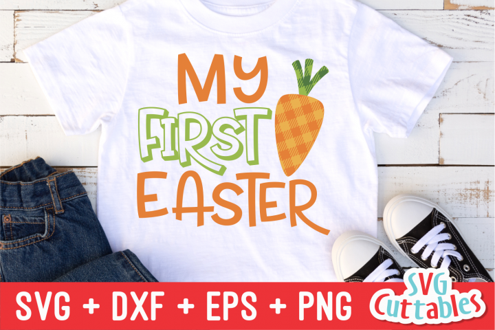 My First Easter | Easter svg Cut File