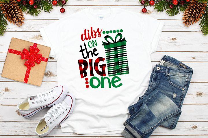 Buffalo Plaid Gift Svg, Christmas Buffalo Svg