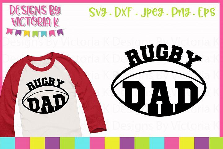 Love rugby, SVG Cut File