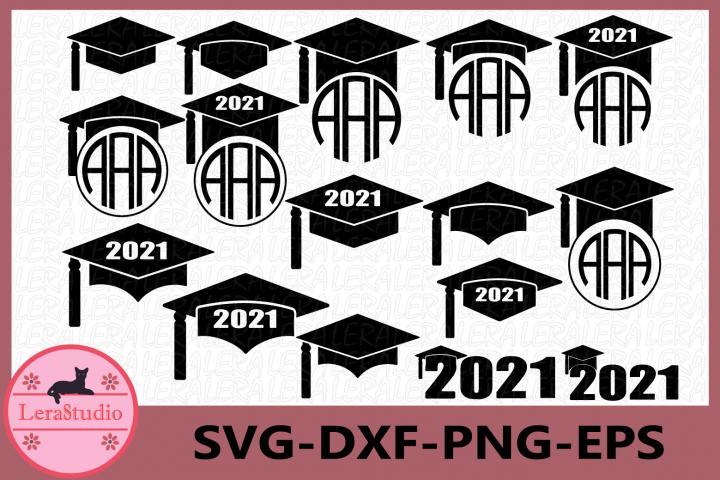 Graduation 2021 SVG, Graduation Cap SVG, Graduation Caps,Hat