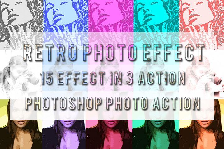 Retro Photo Action