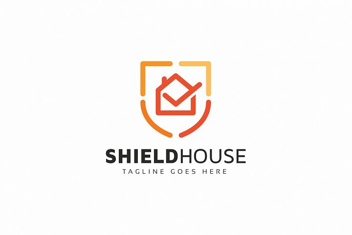 Shield House Logo