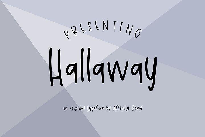 Hallaway