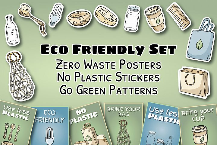 Eco Friendly Big Set