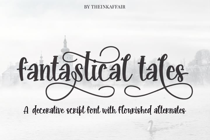 Fantastical tales