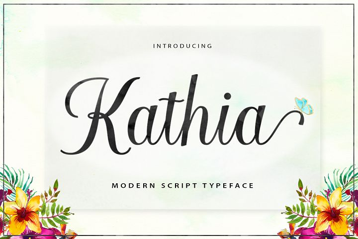 Kathia Script