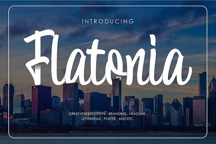 Flatonia