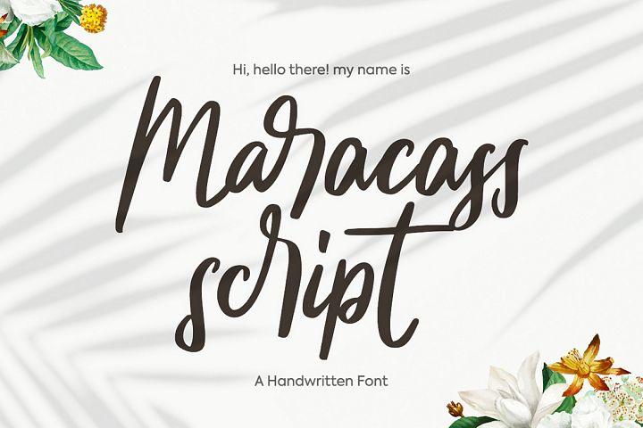 Maracass Script