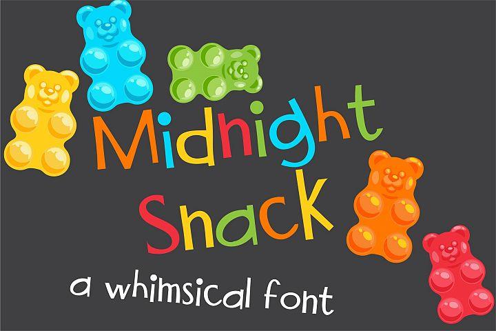 PN Midnight Snack