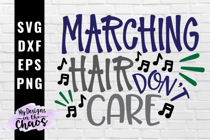 Marching Band SVG PNG EPS DXF | Music SVG