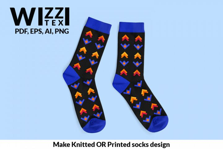 Africa Sock   PNG   Funny Design   Africa Fun   Gift