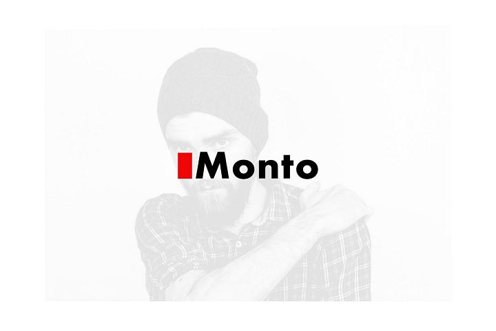 Monto Minimal Sketch Template