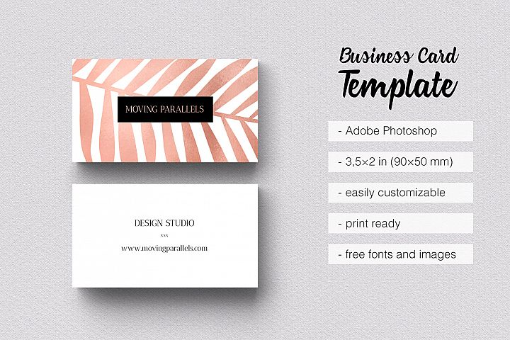 Business cards design bundles rose gold foil marble business card moving parallels templates business cards reheart Choice Image