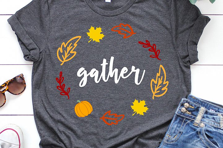 Gather SVG, DXF, PNG, EPS