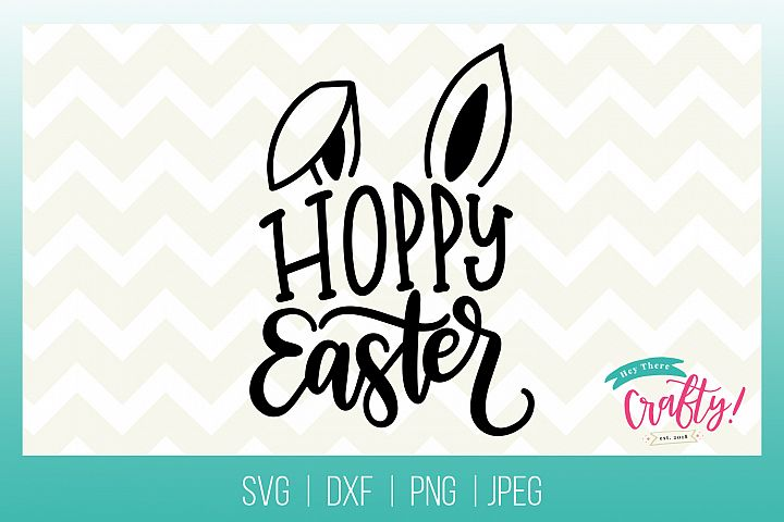 Hoppy Easter| Digital FIle