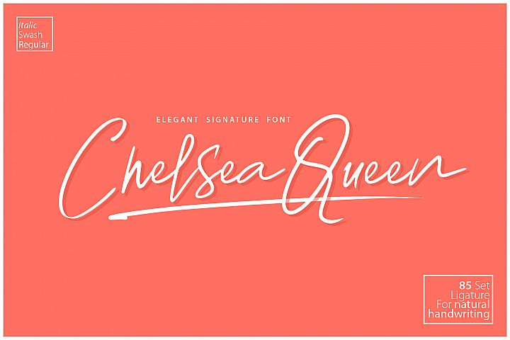 Chelsea Queen || Elegant Signature
