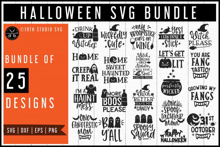Halloween SVG Bundle | MB59