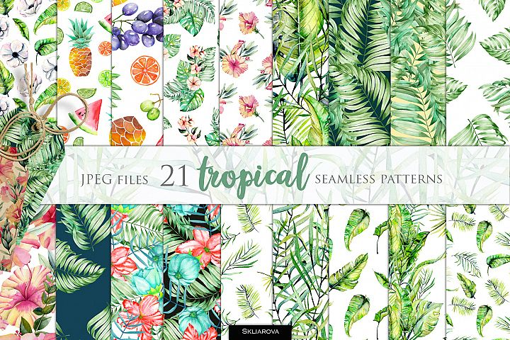 21 Tropical patterns