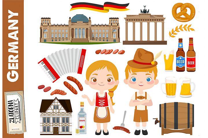 OctoberFest Clip Art Beer clip art Germany Clipart