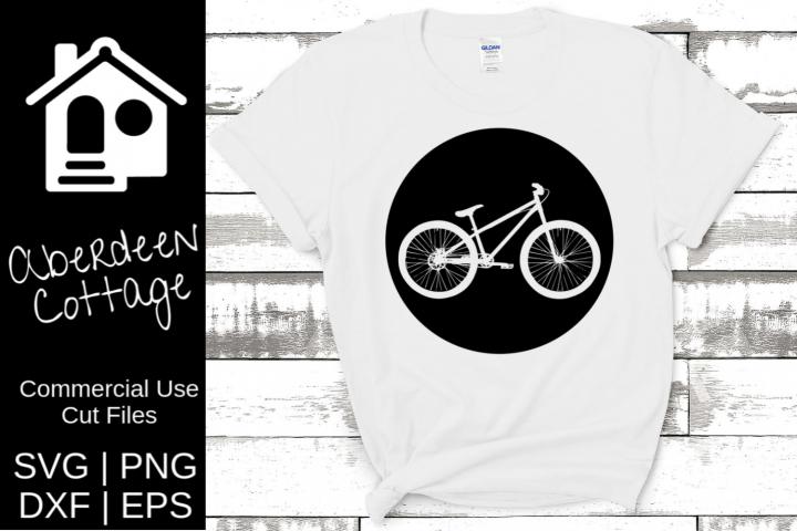 Biker Cutout Design