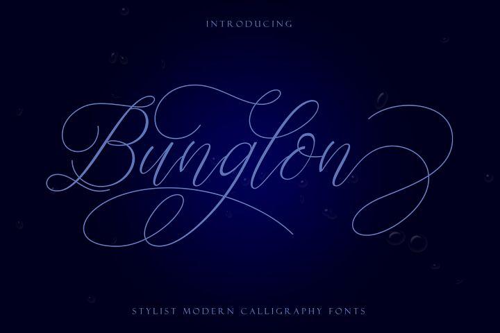 Bunglon
