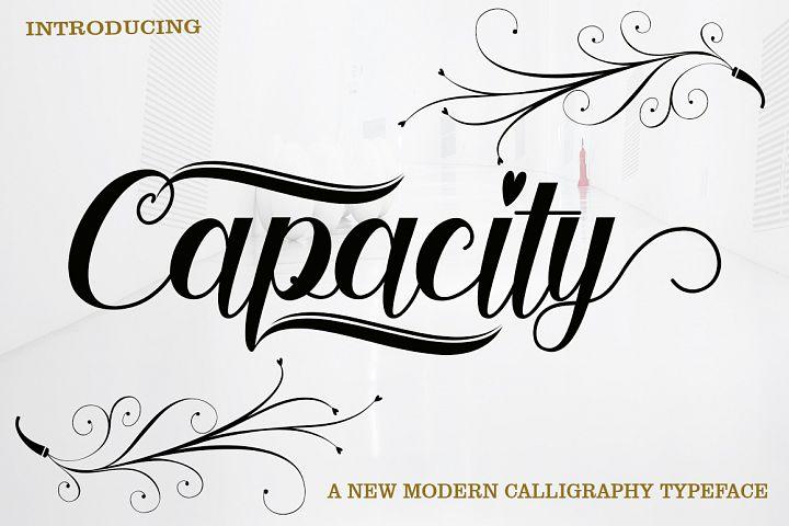 Capacity Plus Ornament