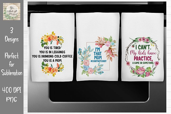 Mom Quotes - Perfect for Sublimation - Mothers Day Bundle