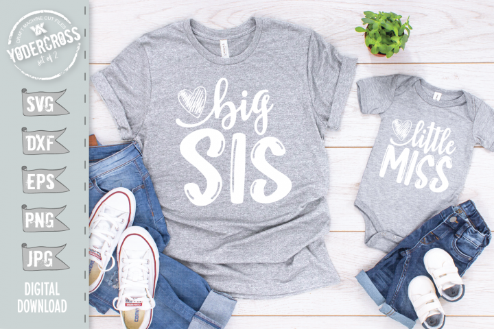 Sisters SVG Bundle