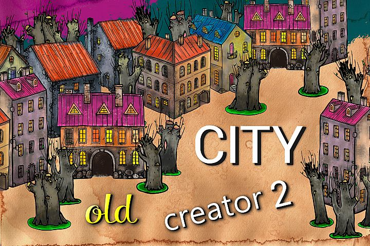 Old City creator 2