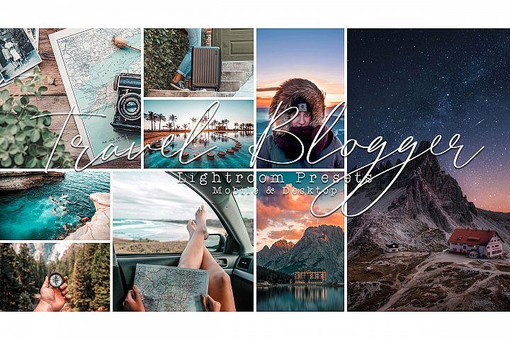 Travel Blogger - Lightroom Presets