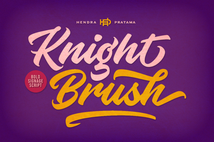 Knight Brush