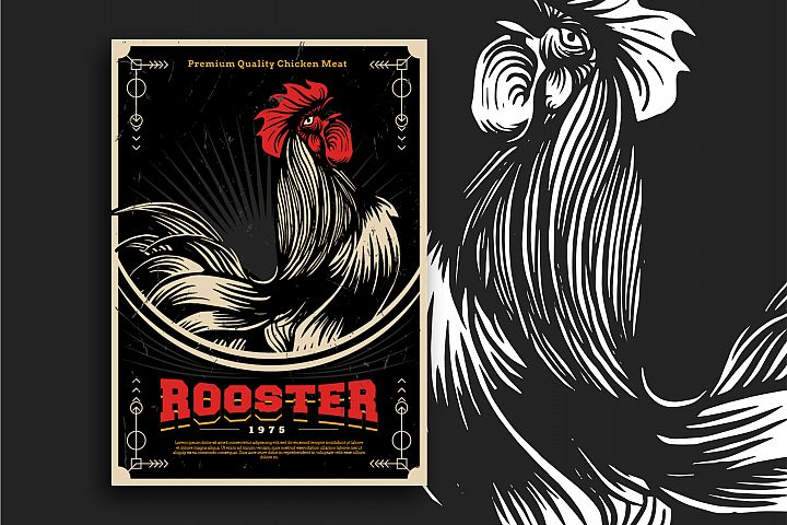 rooster Flyer