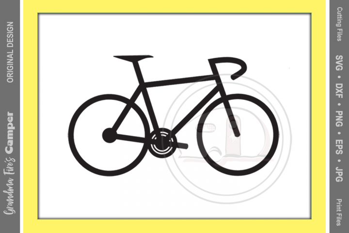 Cycling SVG, Bicycle, Road Bike