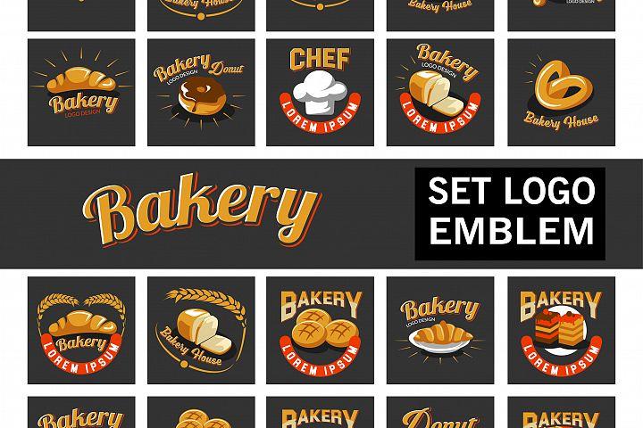 Bakery Logo Emblem