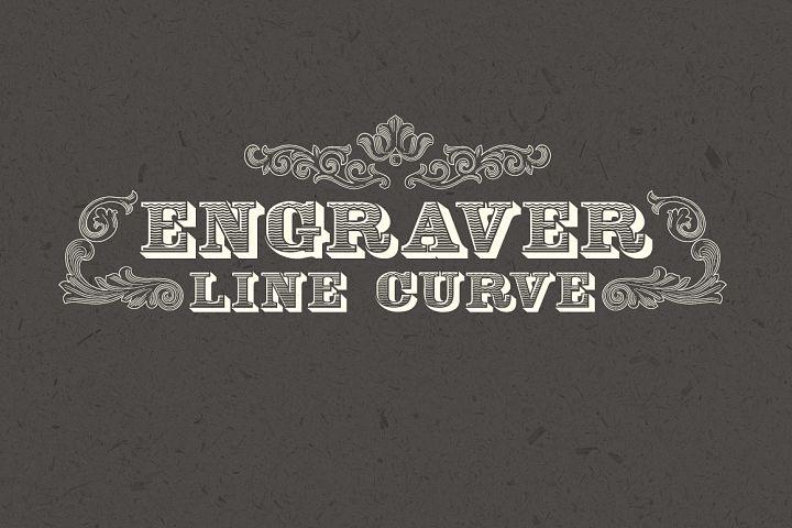 Engraver Font