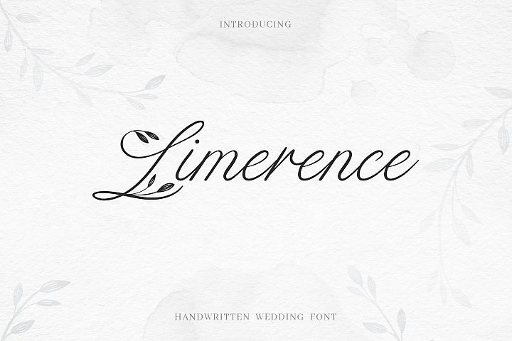 Limerence.