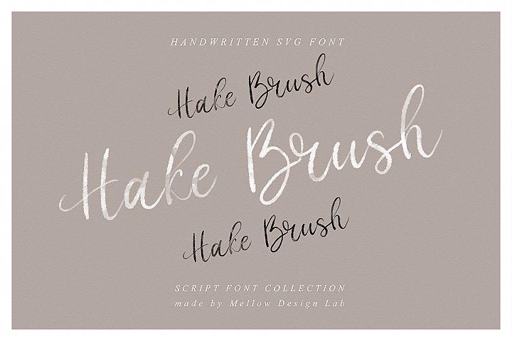 Hake Brush