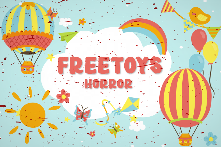 FREETOYS HORROR