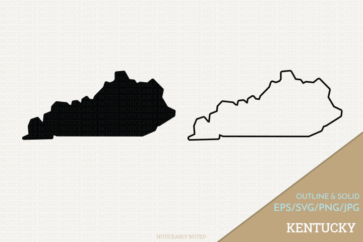 Kentucky Vector / Clip Art