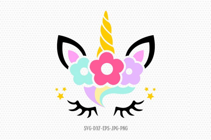 unicorn svg, unicorn eyelashes, unicorn svg