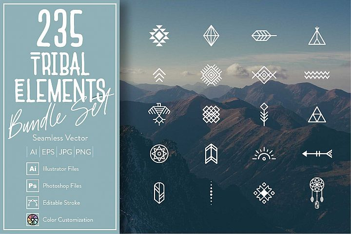 235 Tribal Elements
